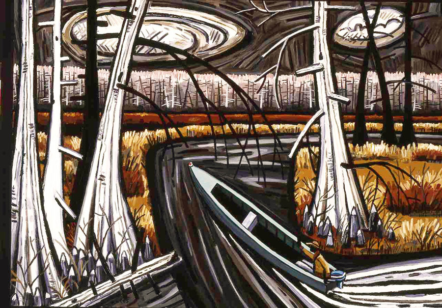 David Bates, The Deadening