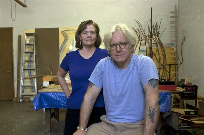Frances Bagley and Tom Orr