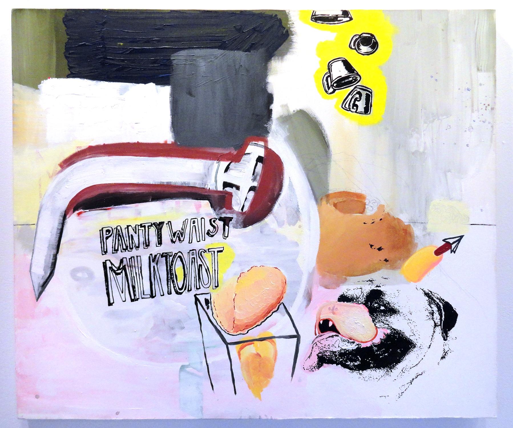 Daniel Kurt, Pantywaist Milktoast, 2010