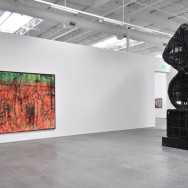 Room by Room, 2014, Gallery 3: works by Sterling Ruby and Marlene Dumas