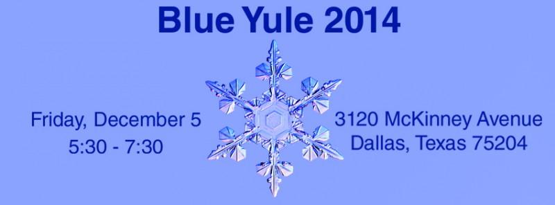 Blue Yule FB Banner
