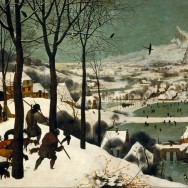 Pieter Bruegel the Elder-The Hunters in the Snow-(Wikipedia)